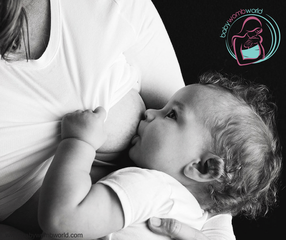 Breastfeeding |BabyWombWorld